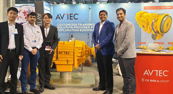 AVTEC India participates in 'Army 2018' Moscow Russia - A Russia & India Defence meet