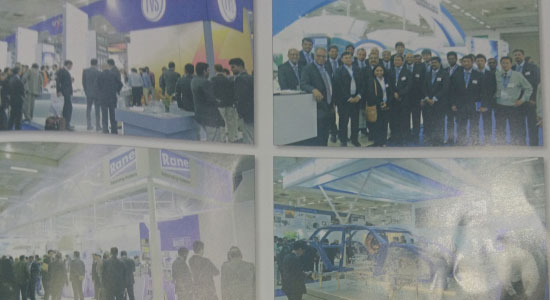 AVTEC Stall among crowd pullers & eye catchers section of Motor India Daily News Letter